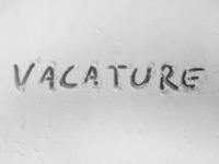 Vacature: bezorger +/- 20 uur